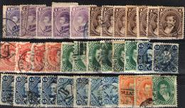 Argentina Nº 16/21. Año 1867/73 - Argentina