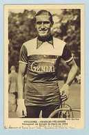 CP SPORTING : Charles PÉLISSIER Vainqueur Du Circuit De Paris En 1934. Cyclisme, Vélo. - Cyclisme