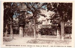 78 CROISSY-sur-SEINE - Pavillon De Chasse De Henri IV - Lieu De Rendez-vous De Chasses - Croissy-sur-Seine