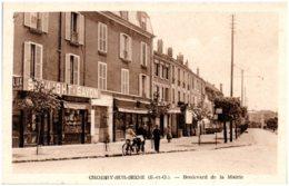 78 CROISSY-sur-SEINE - Boulevard De La Mairie - Croissy-sur-Seine