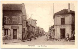 78 CROISSY-sur-SEINE - Les Gabillars - Croissy-sur-Seine