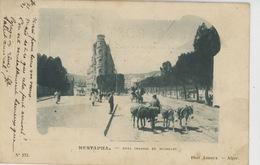 AFRIQUE - ALGERIE - MUSTAPHA - Rues Charras Et Michelet - Autres Villes