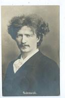 Ukraine Ignacy Jan Paderewski Pianiste Compositeur Diplomate - Otras Celebridades