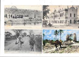 11192 - Lot De 8 CPA D' AFRIQUE - 5 - 99 Postcards
