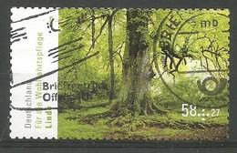 BRD 2013  Mi.Nr.  2986 , Linde - Blühende Bäume - Selbstklebend / Self-adhesive - Gestempelt / Fine Used / (o) - Gebraucht