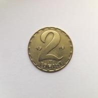 2 Forint Münze Aus Ungarn Von 1970 (sehr Schön) II - Ungarn