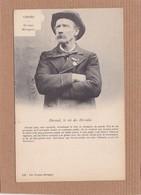CPA 85, Mortagne, Vendée, Un Vieux Mortagnais, Durand Le Roi Des Hercules, Précurseur - Mortagne Sur Sevre