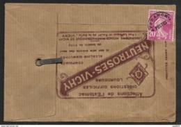 Enveloppe échantillons Avec Préoblitéré N°67 - Préoblitérés