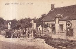 45  LES BEZARDS  Par Ste Geneviève Des Bois :  Maison Tagot Pompe Essence    ///   REF  JUILLET .19  //   BO.45 - France