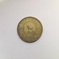 10 Piaster Münze Aus Syrien Von 1965 (sehr Schön) - Syria