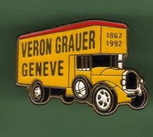 TRANSPORT VERON GRAUER - GENEVE *** 0058 (39) - Transports