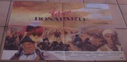 AFFICHE CINEMA ORIGINALE FILM ADIEU BONAPARTE Youssef CHAHINE PICCOLI CHEREAU 1985 MASCII NAMPOLEON - Affiches & Posters