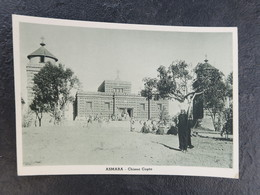 IT  - ERYTHREE - ERITREA - CHIESA COPTA - Eritrea