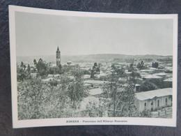 IT  - ERYTHREE - ERITREA - ASMARA - Panorama Dall'albergo Hamasien - Eritrea
