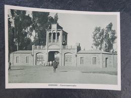 IT  - ERYTHREE - ERITREA - ASMARA - Carovanserraglio - Eritrea