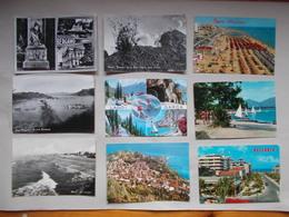 LOT DE 1000 CARTES POSTALES D'ITALIE - Cartoline