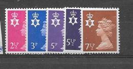 Yv. Type As 625,29,712,633,715,637 * * - 1952-.... (Elizabeth II)