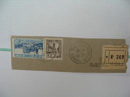 Tunisie Oblitéré, Lot De Timbres, Oblitération choisies De  Djebel M'Dilla Voir Scan - Tunisia (1888-1955)