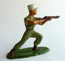 SOLDAT FIGURINE FIG STARLUX LEGIONNAIRE 83 FUSIL CHARGEANT 1955 SR MC (3) - Starlux