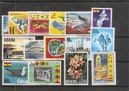 Ghana ( 278/292 XXX -MNH) - Ghana (1957-...)