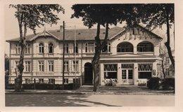 HOTEL WILHELMINE-GERMANY-FOTOHAUS ELITE-OSTSEEBAD KUHLUNGSBO-1953 - Fotografia