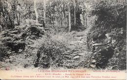 Brix - Ruines Du Chateau -circulé 1930 - Andere Gemeenten