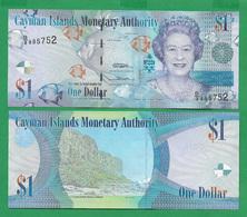 CAYMAN ISLAND – 1 DOLLAR - 2010 - UNC - Isole Caiman