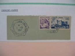 Tunisie Oblitéré, Lot De Timbres, Oblitération choisies De  Chenini-Gabes   Voir Scan - Tunesien (1888-1955)