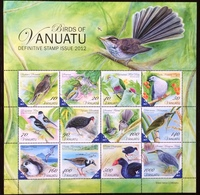 Vanuatu 2012; Animals & Fauna, Birds; MNH / ** VF; CV 80 Euro!! - Other