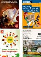 Réf. B4/ 209 - Lot De 300 Cartes CPM Cart'pub, Cart'com, Publicités 300 Toutes Scannées - 100 - 499 Postcards