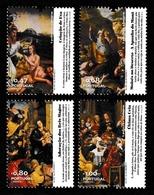 PORTUGAL 2012 The Word & The Image: Set Of 4 Stamps UM/MNH - 1910-... République