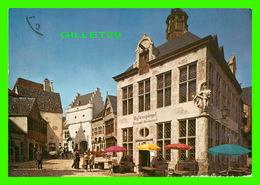 BRUXELLES, BELGIQUE - EXPOSITION UNIVERSELLE DE BRUXELLES 1958 - PLAN MAISON ANVERSOISE DE STYLE RENAISSANCE - CIRCULÉE - Expositions Universelles
