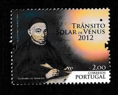 PORTUGAL 2012 Solar Transit Of Venus/Teodoro De Almeida: Single Stamp UM/MNH - 1910-... République