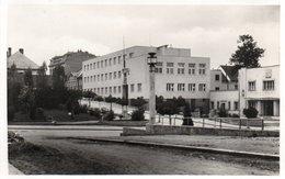 FOTOCARTOLINA-KOSTELEC N. ORL-VIAGGIATA 1937 - Repubblica Ceca