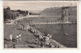 Suisse - VD - Lausanne - Bellerive Plage - VD Vaud
