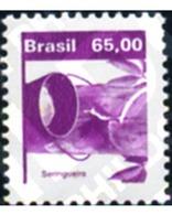 Ref. 294114 * MNH * - BRAZIL. 1984. ECONOMIC RESOURCES . RECURSOS ECONOMICOS - Brazil