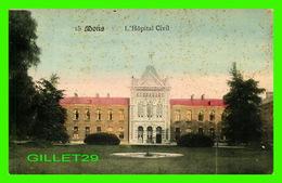 MONS, BELGIQUE - L'HOPITAL CIVIL - EDITION, DUWEZ-DELCOURT - - Mons