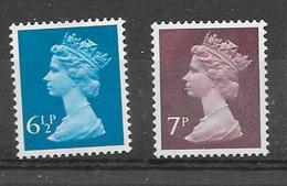 Yv. 733/34 * * - 1952-.... (Elizabeth II)