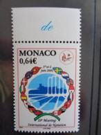 MONACO 2002 Y&T N° 2349 ** - 20e MEETING INTERN. DE NATATION - Neufs