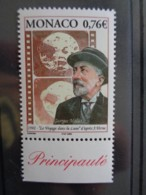 MONACO 2002 Y&T N° 2366 ** - LE VOYAGE DANS LA LUNE DE GEORGES MELIES - Monaco