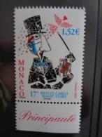 MONACO 2002 Y&T N° 2367 ** - 17e MONTE CARLO MAGIC STAR - Monaco