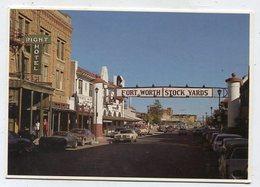 USA - AK 357248 Texas - Fort Worth - Stockyards - Fort Worth