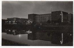 FOTOCARTOLINA-HRADEC KRALOVE-SOCOLOVNA,MESTSKE LAZNE-VIAGGIATA 1942 - Repubblica Ceca