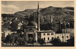 FOTOCARTOLINA-SARAJEVO-CAREVA DZAMIJA-NON VIAGGIATA - Bosnia Erzegovina