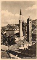 FOTOCARTOLINASARAJEVO-GAZI HUSREVBEG DZAMIJA--NON VIAGGIATA - Bosnia Erzegovina