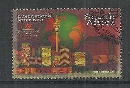 SOUTH AFRICA 2002 - JOHANNESBURG WORLD SUMMIT - USED OBLITERE GESTEMPELT USADO - África Del Sur (1961-...)