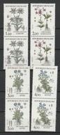 FRANCE 1983 YT N° 2266 à 2269 ** EN PAIRE - Unused Stamps