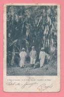 Gulza. Il Digla D'Agordat - S. E. L'On. Martini - Segretario Del Digla - Eritrea