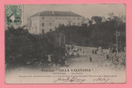 """Pension """"Villa Valentina"""" Tanger - Maroc - Tanger"""