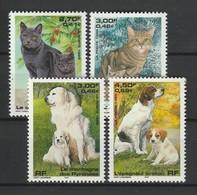 FRANCE 1999 YT N° 3283 à 3286 ** - Unused Stamps